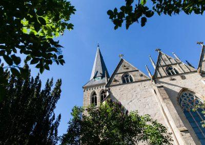 Probe Marienkirche -2